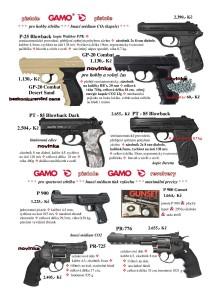 Gamo pistole - revolver