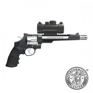 S&W performance center model 629 Hunter