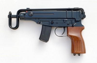 CZ Skorpion 61 S