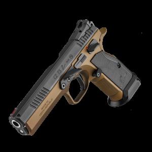 Pistole CZ TS 2 DEEP BRONZE