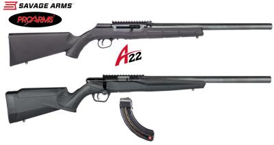 Savage Arms A22, B22
