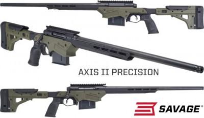Savage AXIS ll Precision