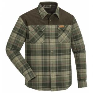 Košile DOUGLAS Pinewood - Zelená/Tmavě zelená