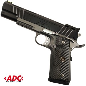 ADC 1911 Blue Steel Match