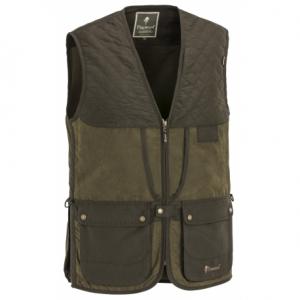 Střelecká vesta Pinewood Red Deer - Hnědá